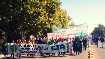 ATE, CTA, marcha