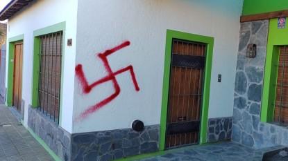 pintadas nazis