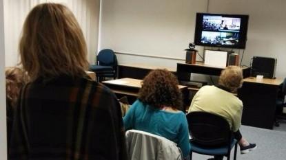 videoconferencia ambiental