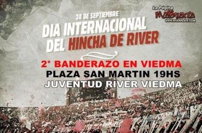 banderazo, river plate