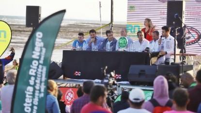 turismo carretera, PRESENTACION, Las Grutas