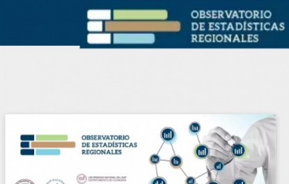 observatorio, ESTADISTICAS, regionales