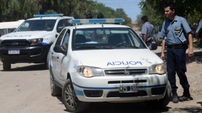 policia, patrullero