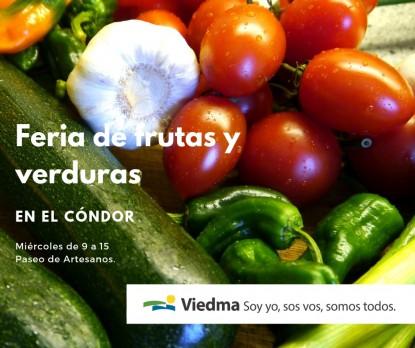 frutas, verduras
