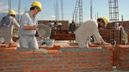 obreros, construccion