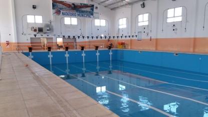 natatorio municipal sao