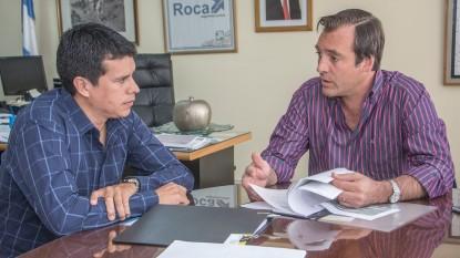 Martin Soria, durlok, Dante Aciar