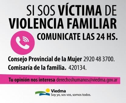 violencia, victima