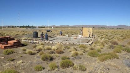 pilcaniyeu, ensayos nucleares, estacion de monitoreo