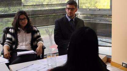 entrevista, poder judicial, reforma procesal penal
