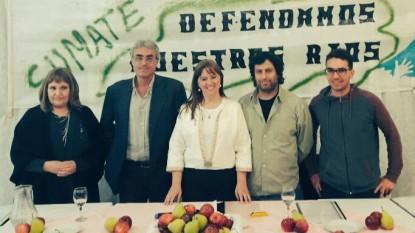 magdalena odarda, Felipe Scilipoti, Nehuen Corbeletto, Alejandra Villagra, Darío Rodríguez Duch