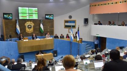 legislatura, sesion