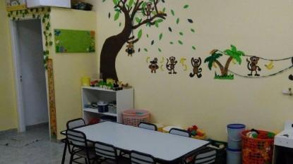 jardin aula