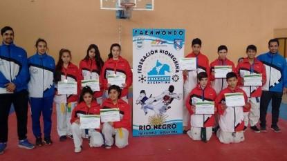 taekwondo, juegos evita
