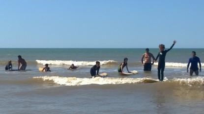 el condor, SURF
