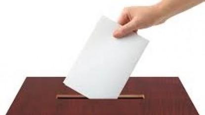 votación, urna