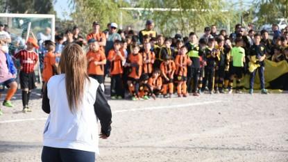 san antonio, futbol infantil