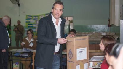 Martin Soria, voto, PASO, ELECCIONES 2017