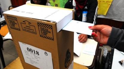 elecciones, urna, voto