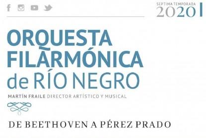 orquesta filarmonica, rio negro