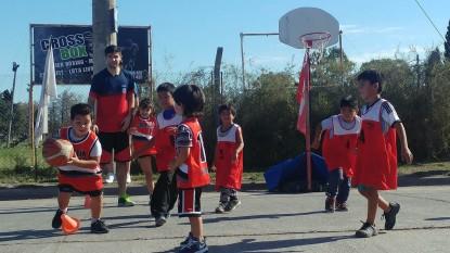 basquet, callejero