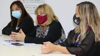 mercedes iberó, Mercedes Jara, SANDRA SCHIERONI