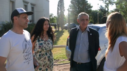 MARIA EMILIA SORIA, Gustavo Crisafulli, universidad del comahue, Gustavo Ferreyra, Jorgelina Villarreal