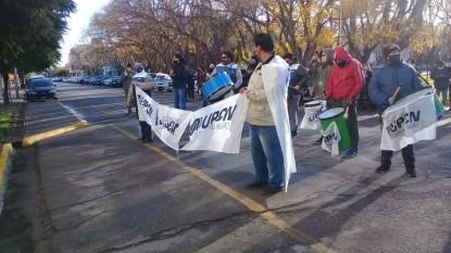 upcn, registro de la propiedad inmueble, PROTESTA, movilizacion