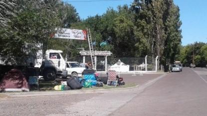FIESTA DE LA SOBERANIA, PUESTEROS, PROTESTA