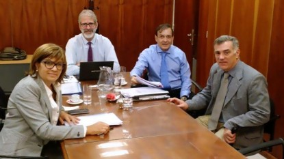 reforma procesal penal, Sergio Barotto, Daniel Tobares, Graciela Echegaray, Andrés Nelli