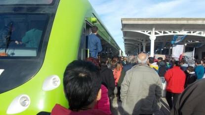 PATAGONES, tren patagonico