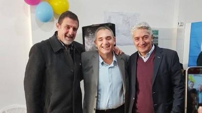 jose luis foulkes, JOSE LUIS ZARA, MARCELO CASTRONOVO
