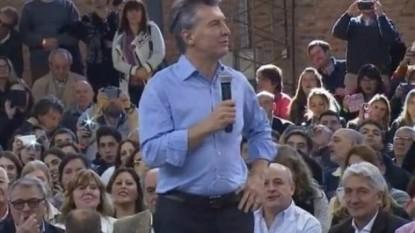 mauricio macri, JOSE LUIS ZARA