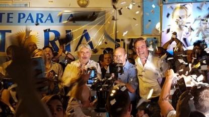 Martin Soria, villa regina, luis albrieu, elecciones, intendente, Carlos Vazzana