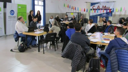 desarrollo sostenible, taller interministerial