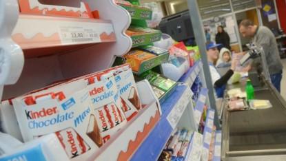 golosinas, cajas, supermercados