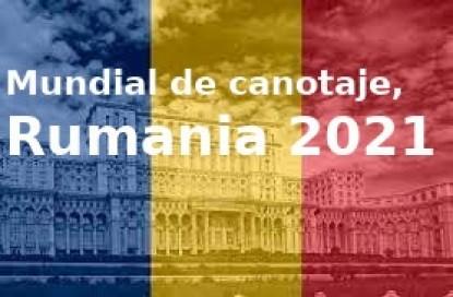 mundial de canotaje rumania 2021