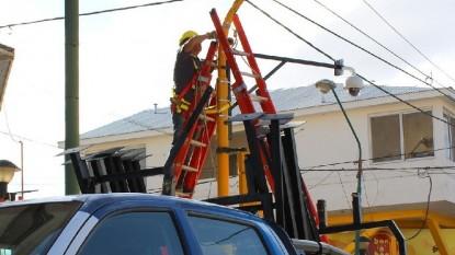 instalacion electrica calle