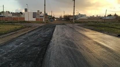 asfalto, pavimento, calle bouchard