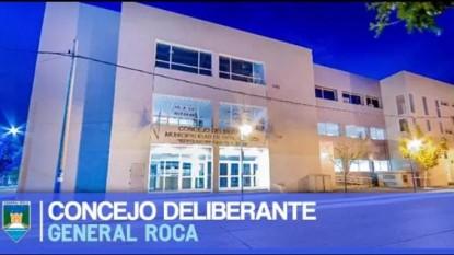 general roca, Concejo Deliberante