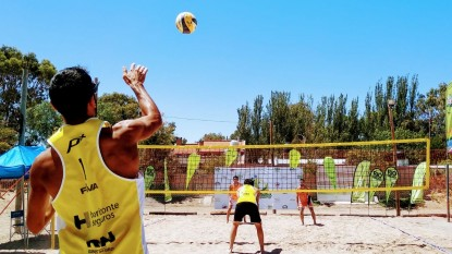 Beach Voley Lago Pellegrini