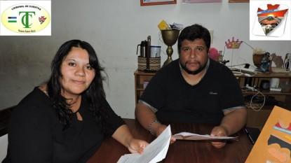 ramos mexia, Mitha Colihuinca, Hugo Leguiza