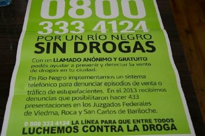 0800 droga telefono