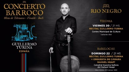 concierto barroco, guillermo turina