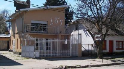 el bolson, hostel, joy