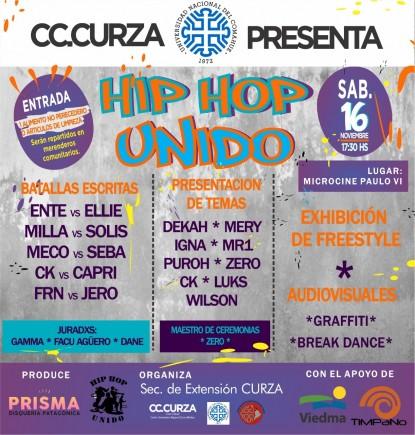 HIP HOP UNIDO, curza
