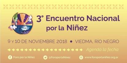 encuentro, NIÑEZ