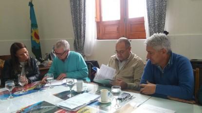 JOSE LUIS ZARA, JORGE ISAAC, ROBERTO HAURE