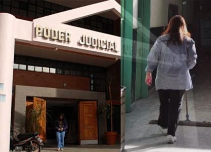 poder judicial, portera