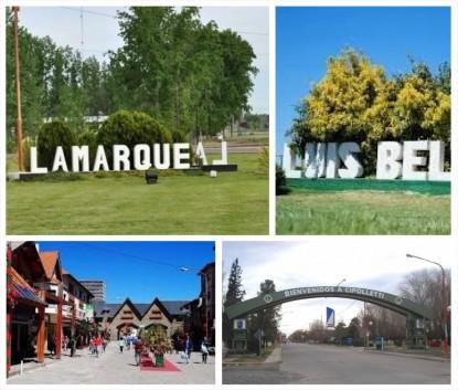 Lamarque, LUIS BELTRAN, bariloche, cipolletti